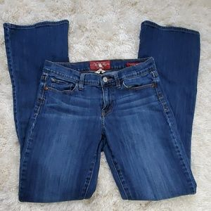 Lucky Brand Sofia Boot Jean's